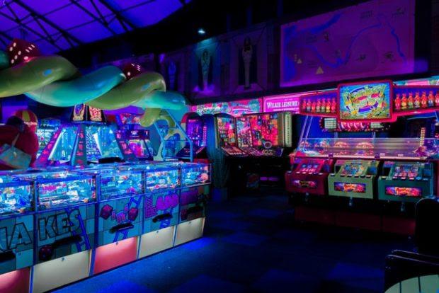 Best Arcades To Explore In Myrtle Beach