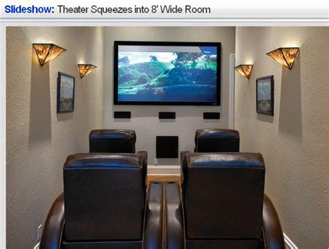 small media room       small media
