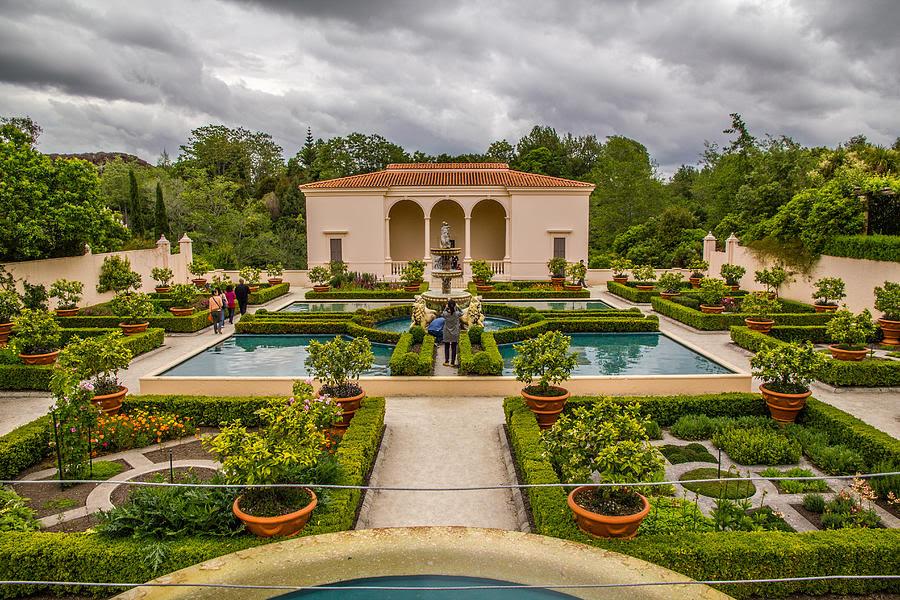 italian renaissance garden j lai