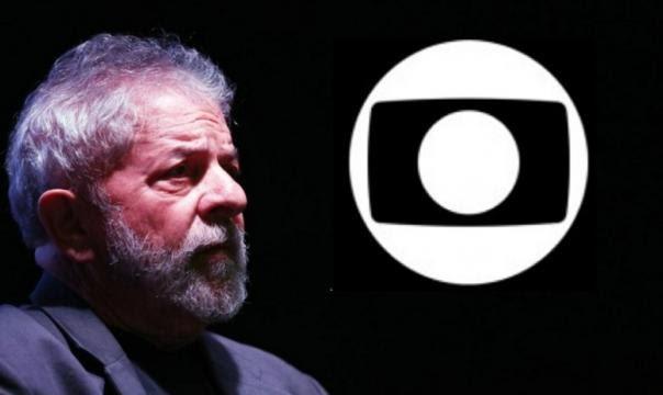 LULA REVOLTADO; aciona justiça porque a Globo exibiu sentença dada por Moro, e que direito de resposta