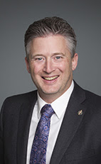 Photo - Blaine Calkins - Click to open the Member of Parliament profile