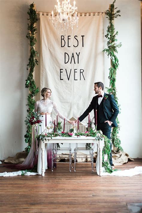 Love Is A Beautiful Thing And A Wedding Is The Best Day