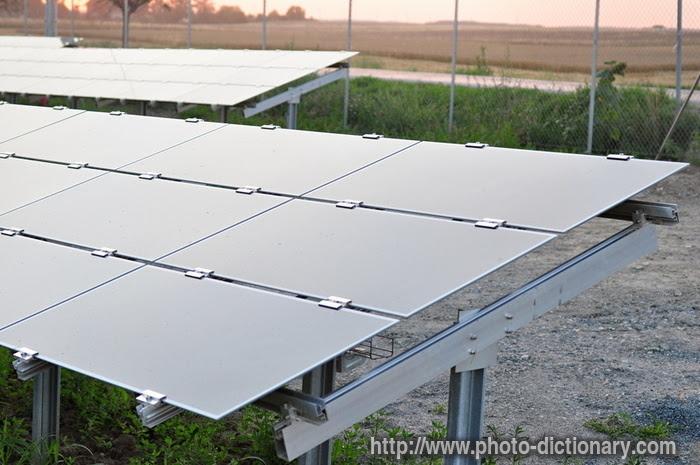 Solar energy definition