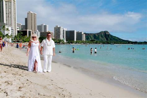 Weddings in Waikiki