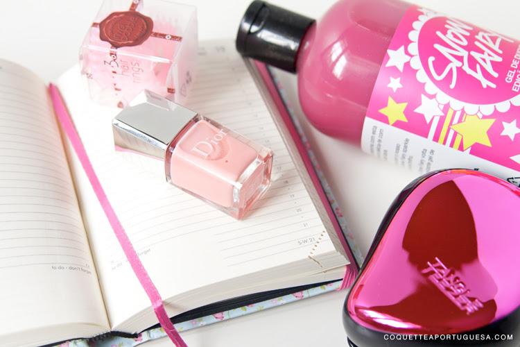 2015 agenda fnac invisibobble natal rosa tangle te