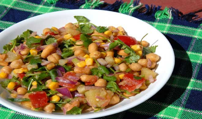 mix veg chaat recipes in hindi