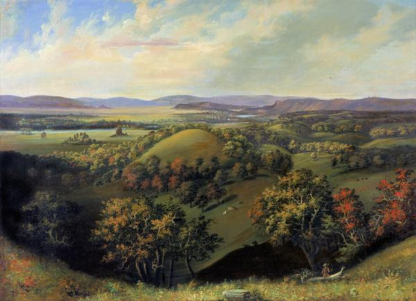 File:Wisconsin Heights Battlefield painting.jpg