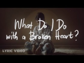 What Do I Do with a Broken Heart? by Sam Mangubat [Official Lyric Video]