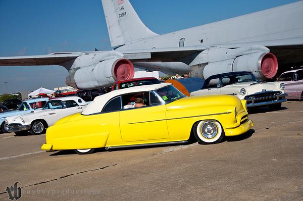 Stray Kat Starliner at the Kansas Aviation Museum