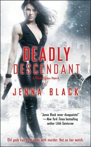 Deadly Descendant by Jenna Black