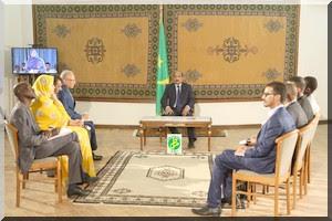 Conférence de presse du président Aziz : «L'Etat, c'est moi »