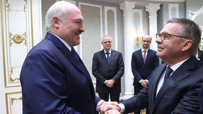 Президент ИИХФ рассказал о беседе с Лукашенко