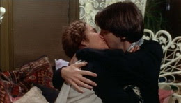 harold and maude kissing