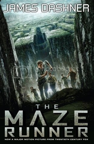 The Maze Runner by James Dashner movie tie-in
