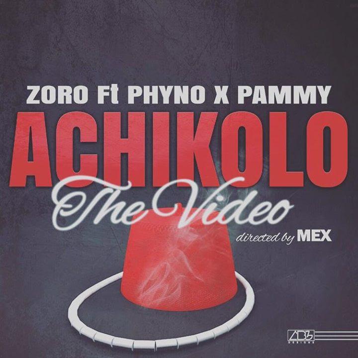 VIDEO: Zoro ft. Phyno - Achikolo