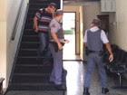 PM é preso suspeito de liderar quadrilha  (Arthur Costa)