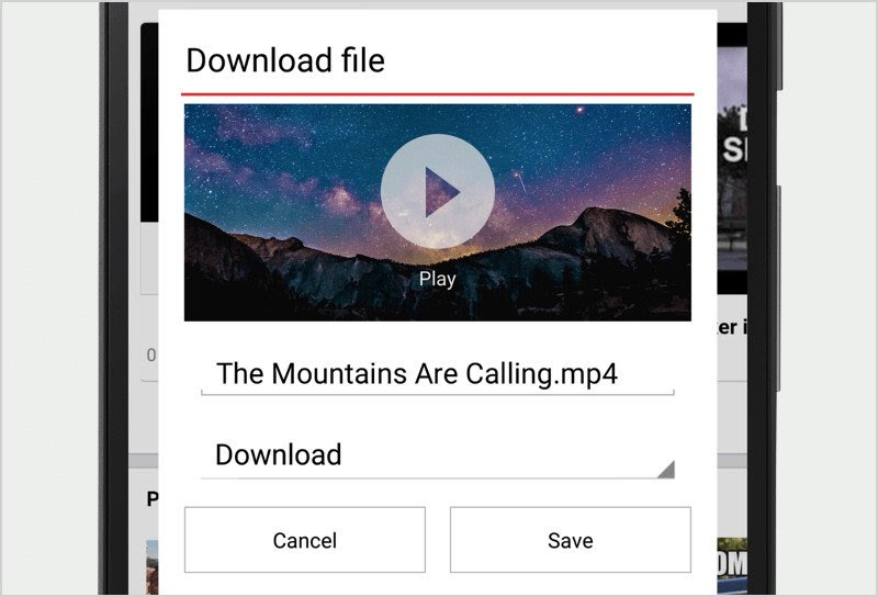 Opera Mini's new video download feature aims to help you save even more data