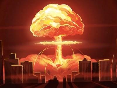 Cómo salvarse del Covid-19 bajo un bombardeo atómico