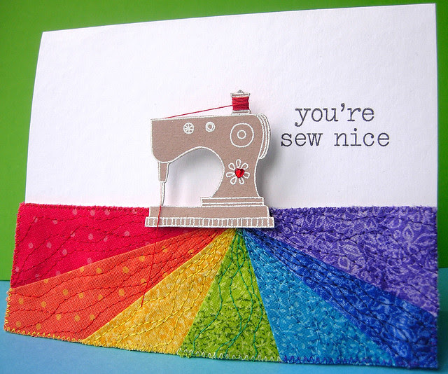 Sew a Rainbow
