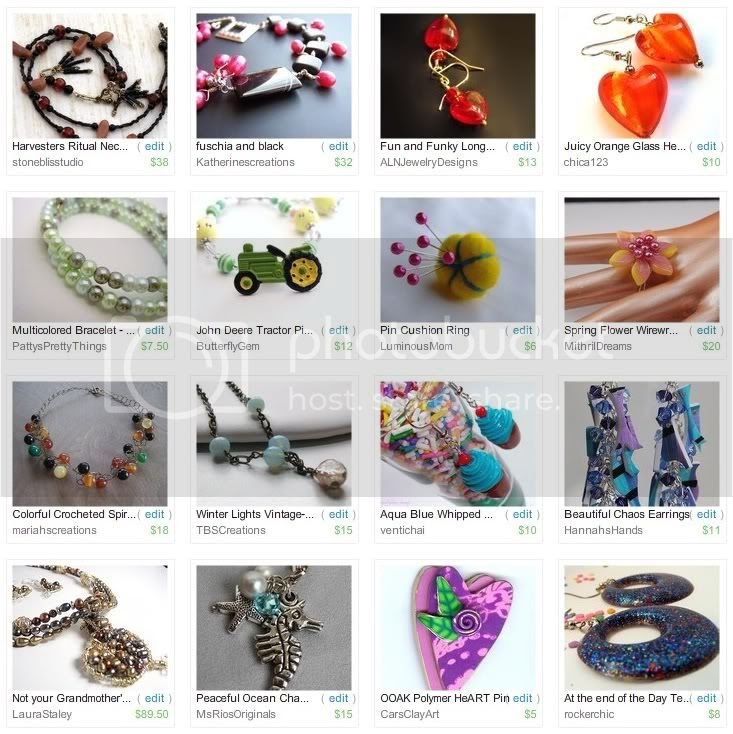 Etsy Picks: CafeMom Team Jewelry