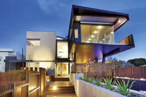 Houses With Superb Architecture And Interior Design - 60 Photos