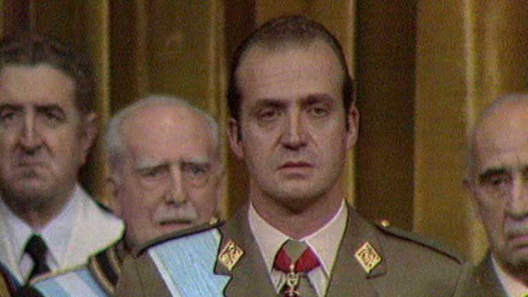 25 años de reinado de Juan Carlos I (1ª parte)