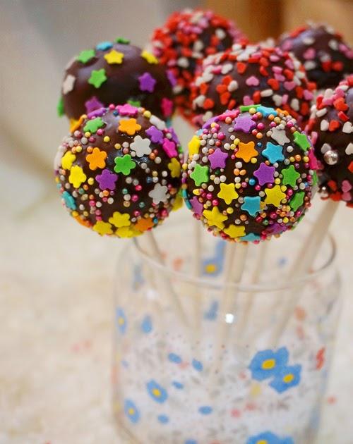 Cake Pop Recipe Using Silicone Mould