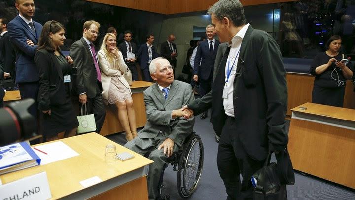 Τι προβλέπει η συμφωνία του Eurogroup για την Ελλάδα - Όλες οι δηλώσεις- ΒΙΝΤΕΟ