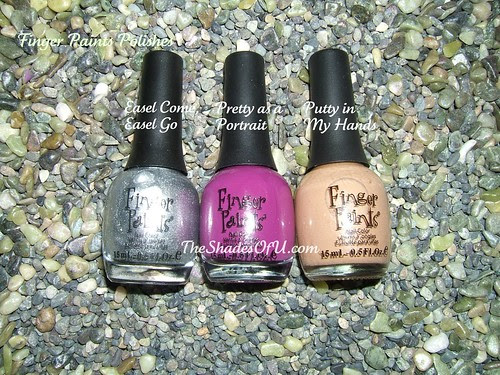 Finger Paints, OPI and Nail Art Polishes Haul, Plus ...