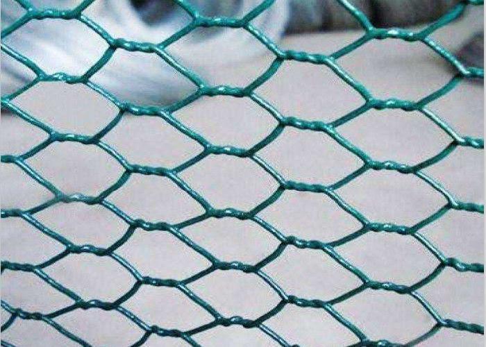 Pvc Coated 1 2 X 1 2 Bwg27 0 41mm Hexagonal Wire Netting