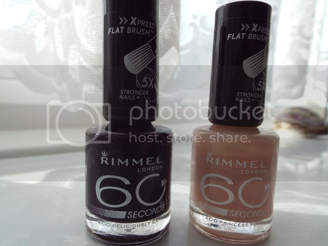 Rimmel London 60 Second Nail Polish In Princess Pink Inspirations Have I None