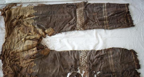 The oldest known trousers belonged to nomadic horsemen in Central Asia