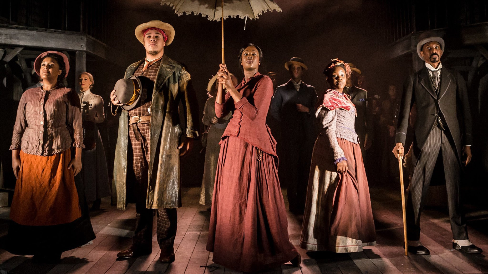 Ragtime Charing Cross Theatre London Dynamic Financial Times