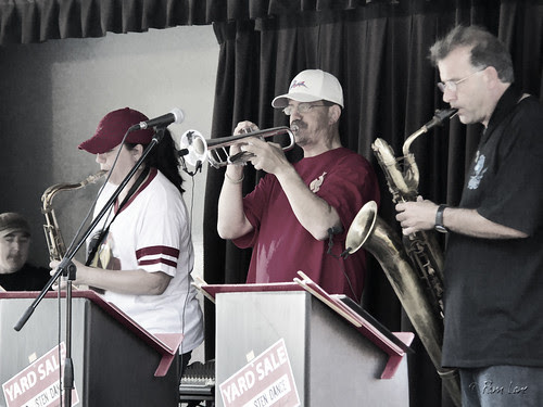 Downey 9/11 Program band