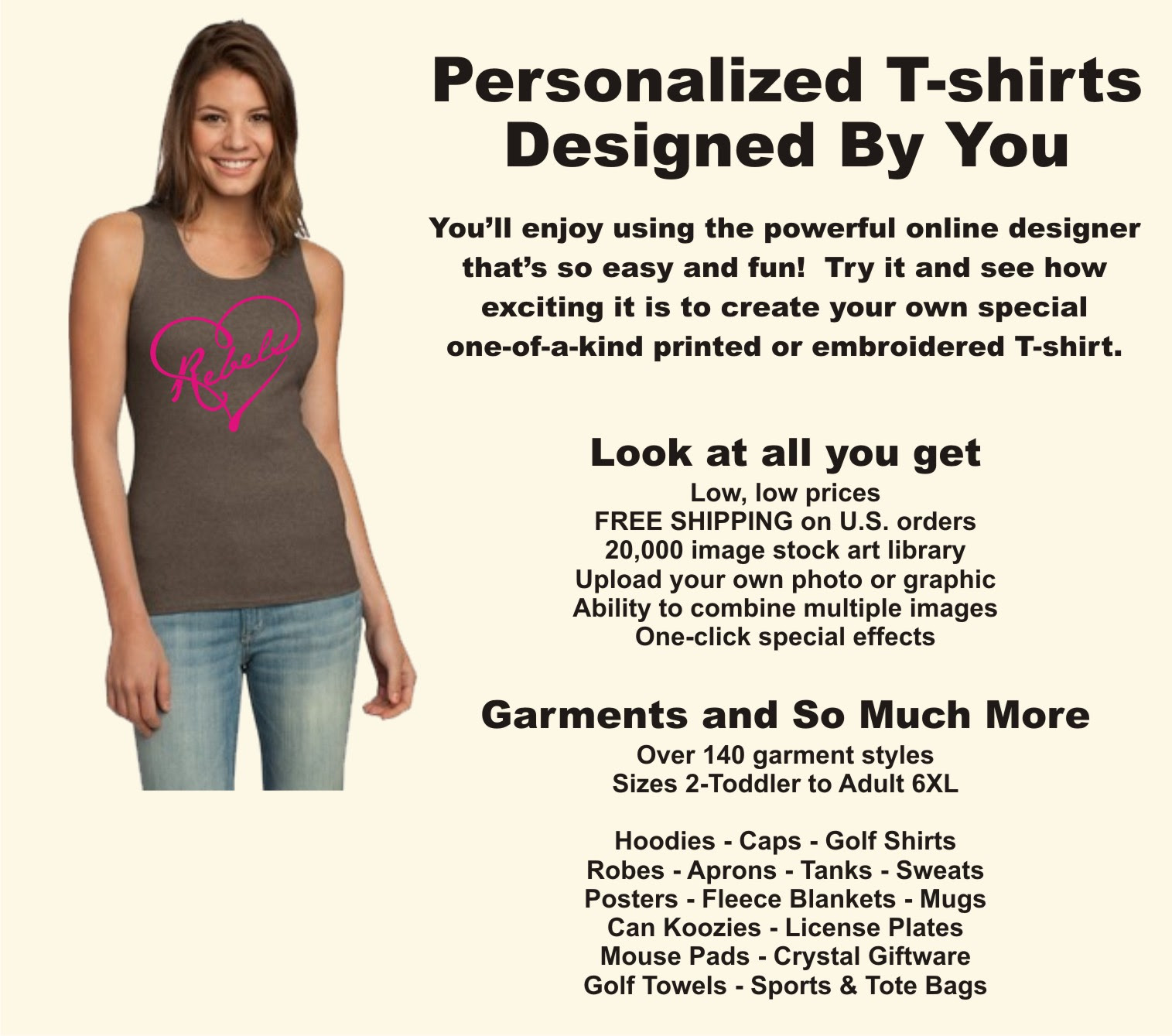 Home Cottonbug Design Your Own T Shirt