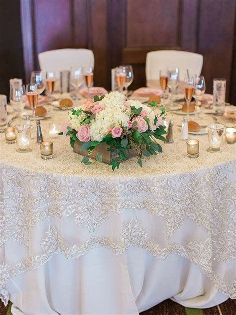 Blush DIY Wedding   wedding   Wedding tablecloths, Wedding