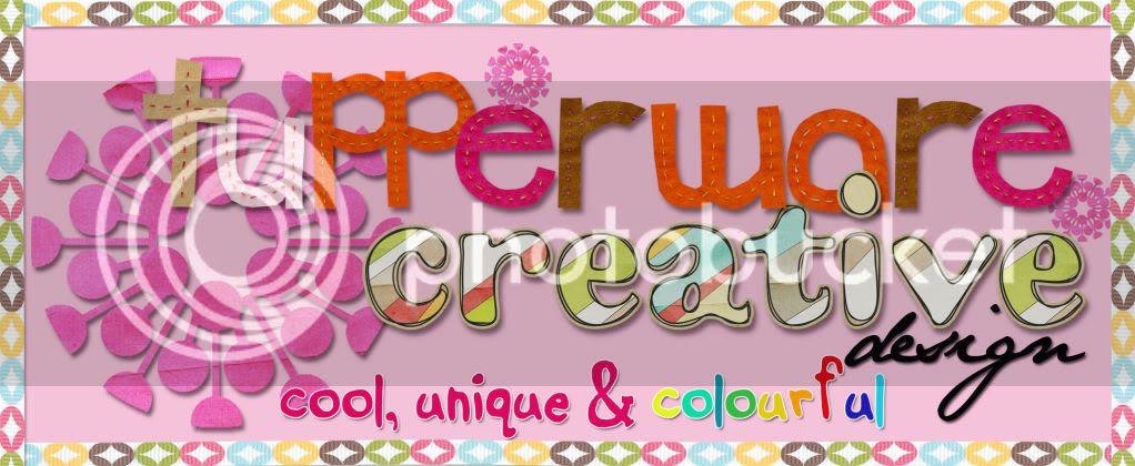 TUPPERWARE CREATIVE DESIGN