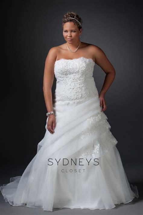 Pin by Sydney's Closet on Plus Size Sample Sale!   Wedding