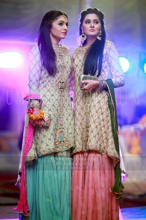 Short Shirt Design with Capri Shrara for Modish Girls
