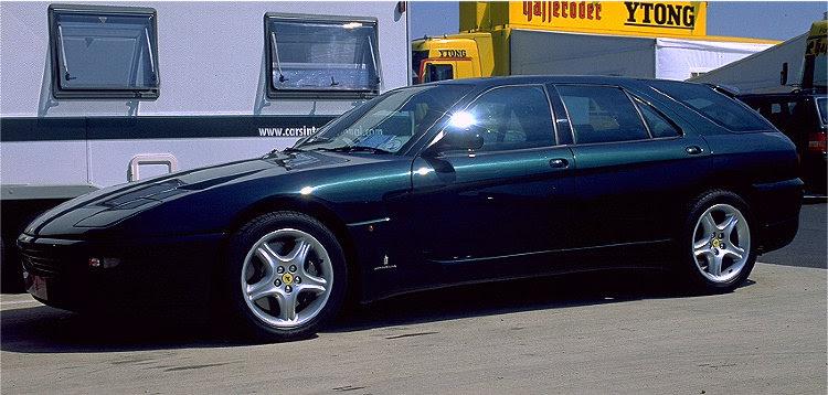Ferrari Caminhonete