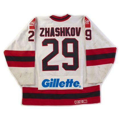 Russia Russian Penguins 1994-95 jersey photo RussiaRussianPenguins1994-95B.jpg