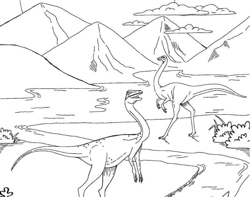 malvorlage dinosaurier flugsaurier  flugsaurier
