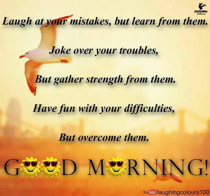 Good Morning Words Of Wisom Pictures Photos And Images For