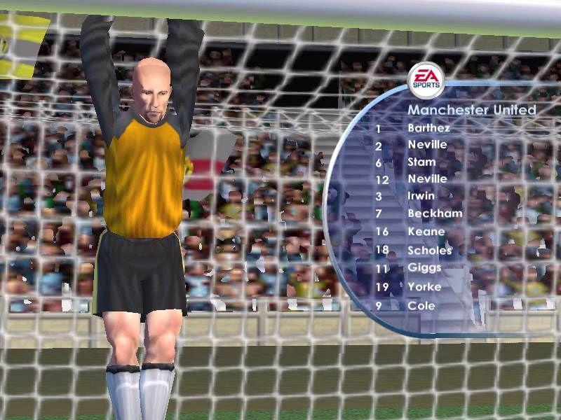 تحميل لعبة كرة القدم فيفا 1 - FIFA 2001