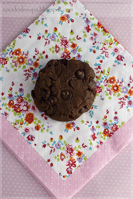 Choco chips cookies_3