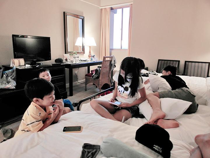 cousins at malacca