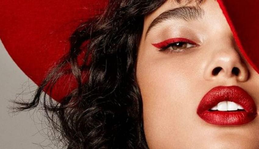 Como usar os tons de vermelho.. Pelo blog Quadro feminino