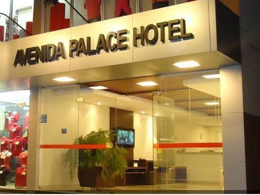 Promo Avenida Palace Hotel