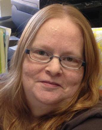 Headshot for author Eileen Troemel.