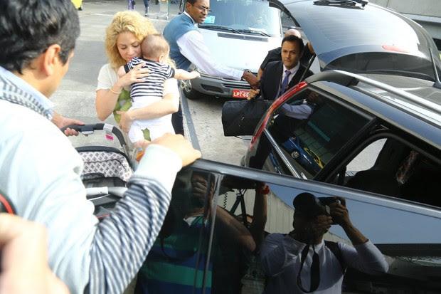 Shakira (Foto: Agnews)